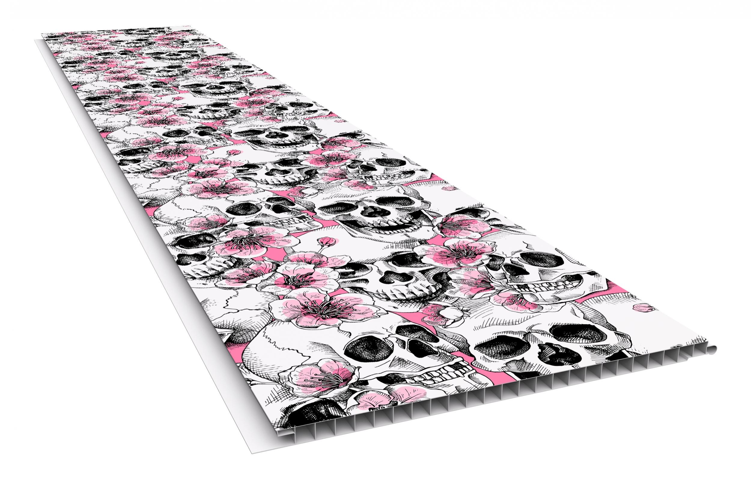 SKULL FLOWERS - REF. S2502.167