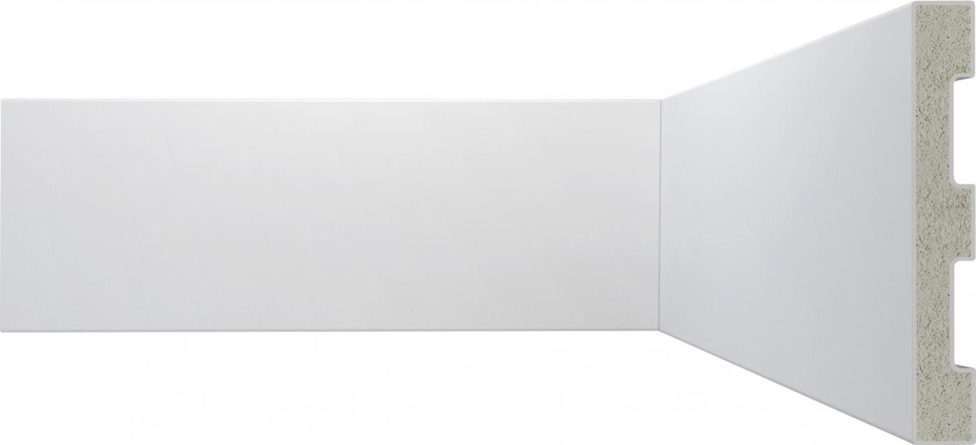 Rodapé 70mm x 10mm (Poliestireno)